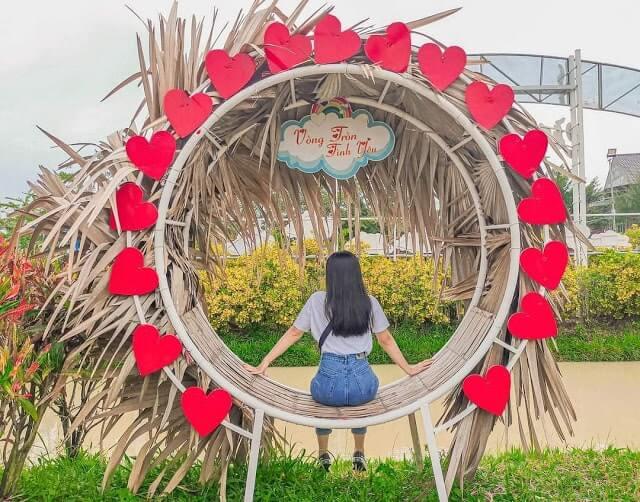 Khu du lịch Happy land Hùng Thy Sa Đéc