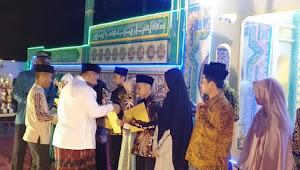 MTQ Tingkat Kabupaten Dompu,  M. Maula Aqiyas Raih Juara I Tahfidz 10 Juz