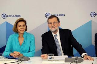 Rajoy annonce qu'il va quitter la tête du Parti populaire
