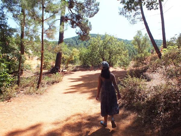 Sortie en Famille : Le sentier des Ocres de Rustrel