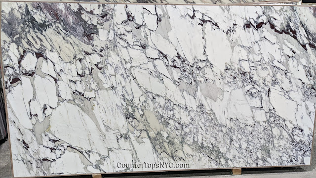 Breccia Capraia Marble 2cm Polished NYC