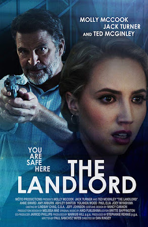 Poster Of The Landlord In Dual Audio Hindi English 300MB Compressed Small Size Pc Movie Free Download Only At worldfree4u.com