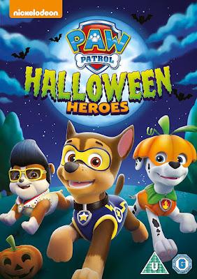 PAW Patrol Halloween Heroes [Latino]