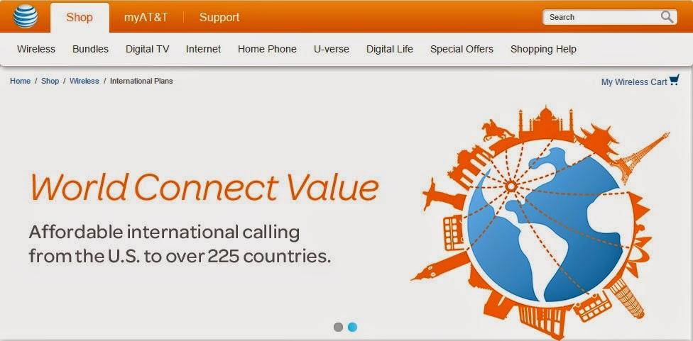 International roaming plan ATT Passport; Tokyo Consult; TokyoConsult.