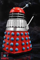 Custom 'Mutation of Time' Red Dalek 14