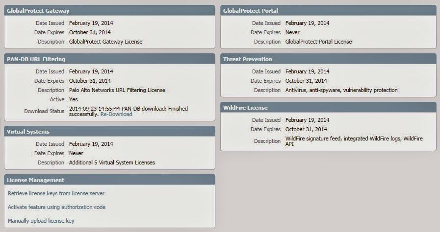 Palo alto retrieve license keys from license server cli