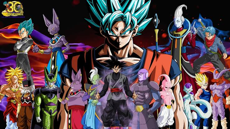 Dragon Ball Super Images In 720p