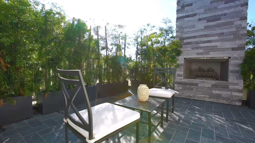 39 Interior Photos vs. Tour 808 San Vicente Blvd, Santa Monica, CA Luxury Home