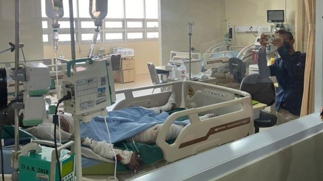 Dokter Ungkap Cara Korban Bertahan 1 Jam di Kebakaran Lapas Tangerang