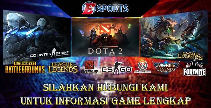E-Sports Zeusonline89