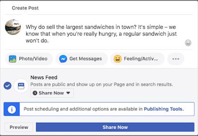كيفية إنشاء صفحة بيزنس على الفيس بوك