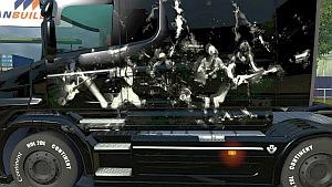 AC/DC Scania T skin