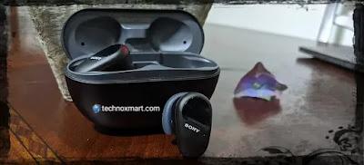 Sony WF-SP800N, Sony WF-XB700 True Wireless Earphones Is Said To Launch In India On June 24