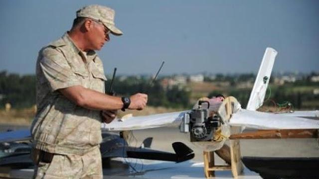 Ρωσία: Καταρρίψαμε 58 drones στη Συρία το 2019