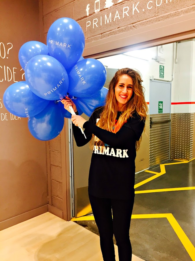 Fitness And Chicness-Inauguración Primark Granada-4