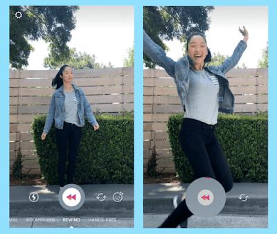 Cara Bikin Video Mundur di Instagram Story (Termudah.com)