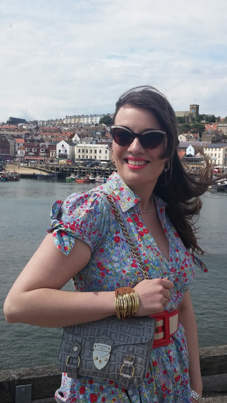 UK vintage style blogger