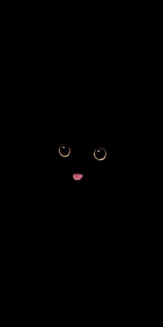Hình nền mèo siêu dễ thương (tiết kiệm pin cho màn hình AMOLED)