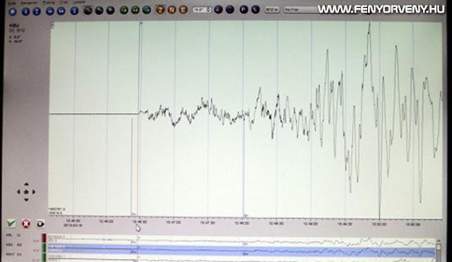 Az Ohotszki-tengeren történt földrengés Moszkvát is elérte
