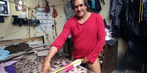 O homem com o pénis de meio metro