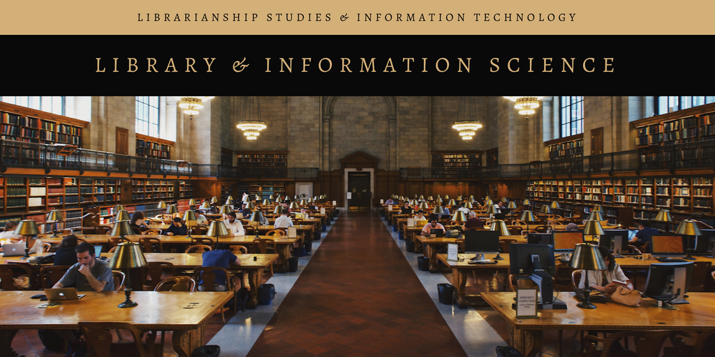 Library and Information Science Infographics