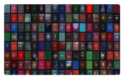 Senarai Pasport Paling Berkuasa Di Dunia