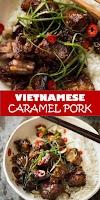 #recipe #food #drink #delicious #family #Vietnamese #Caramel #Pork