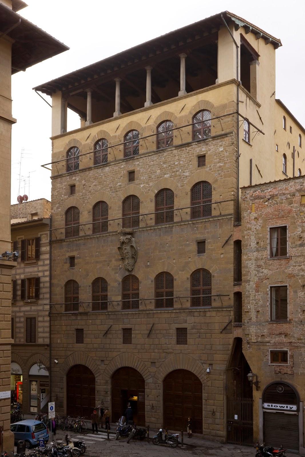 Casaguidi blog santa caterina da siena a palazzo for Casa della piastrella firenze