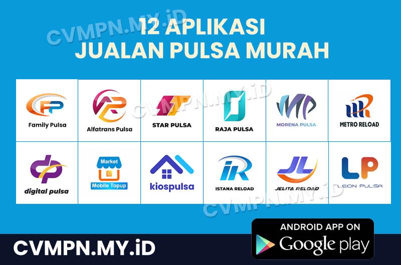 12 Aplikasi Jual Pulsa Termurah & Terpercaya di Tahun 2021 2022 2023
