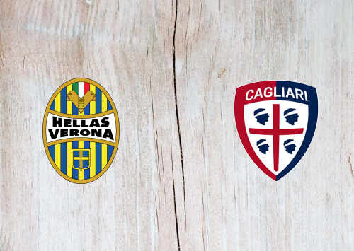 Hellas Verona vs Cagliari -Highlights 20 June 2020