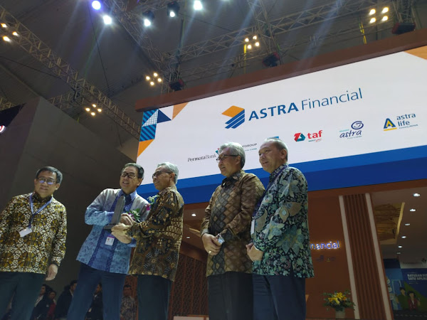 Dominasi Astra Financial di GIIAS 2019