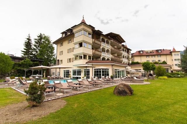 Esterno e piscina-Hotel Das Majestic-Brunico