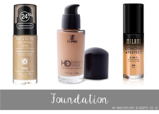 [TIPS] Bikin Makeup Lebih Awet untuk Wajah yang Berminyak
