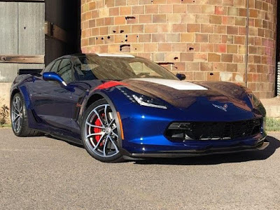 2017 Chevrolet Corvette Grand Sport 3LT at Purifoy Chevrolet in Fort Lupton