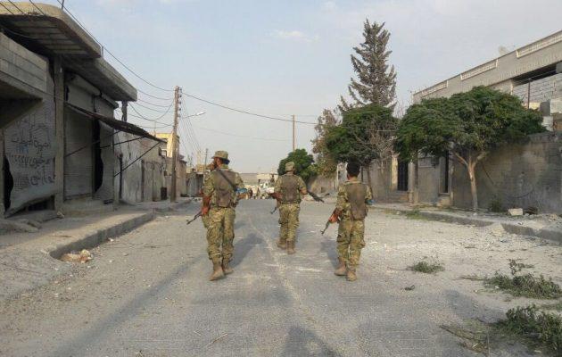 «Στημένη» εισβολή – Το Ισλαμικό Κράτος παρέδωσε την Τζαραμπλούς στους Τούρκους