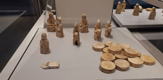 British Museum, The Lewis Chessmen.