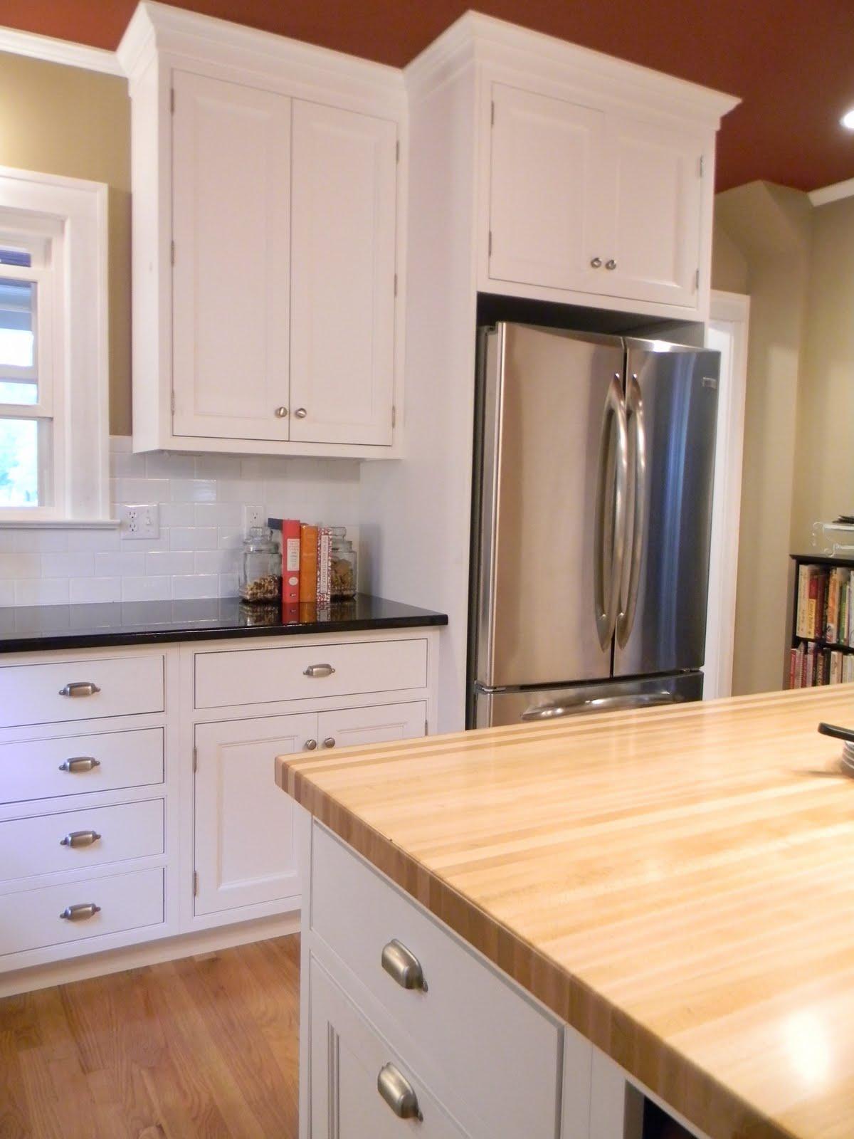 Free Standing Cabinets For Kitchen Honest Keen Julie Fergus, Asid | Nh Interior Designer: Cabinet Details