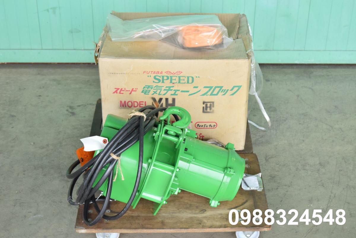 pa lăng điện xích Futaba Speed MH-1/2H 500kg