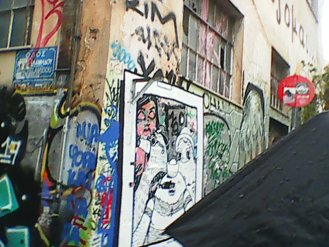 GRAFITY IN ATHENS
