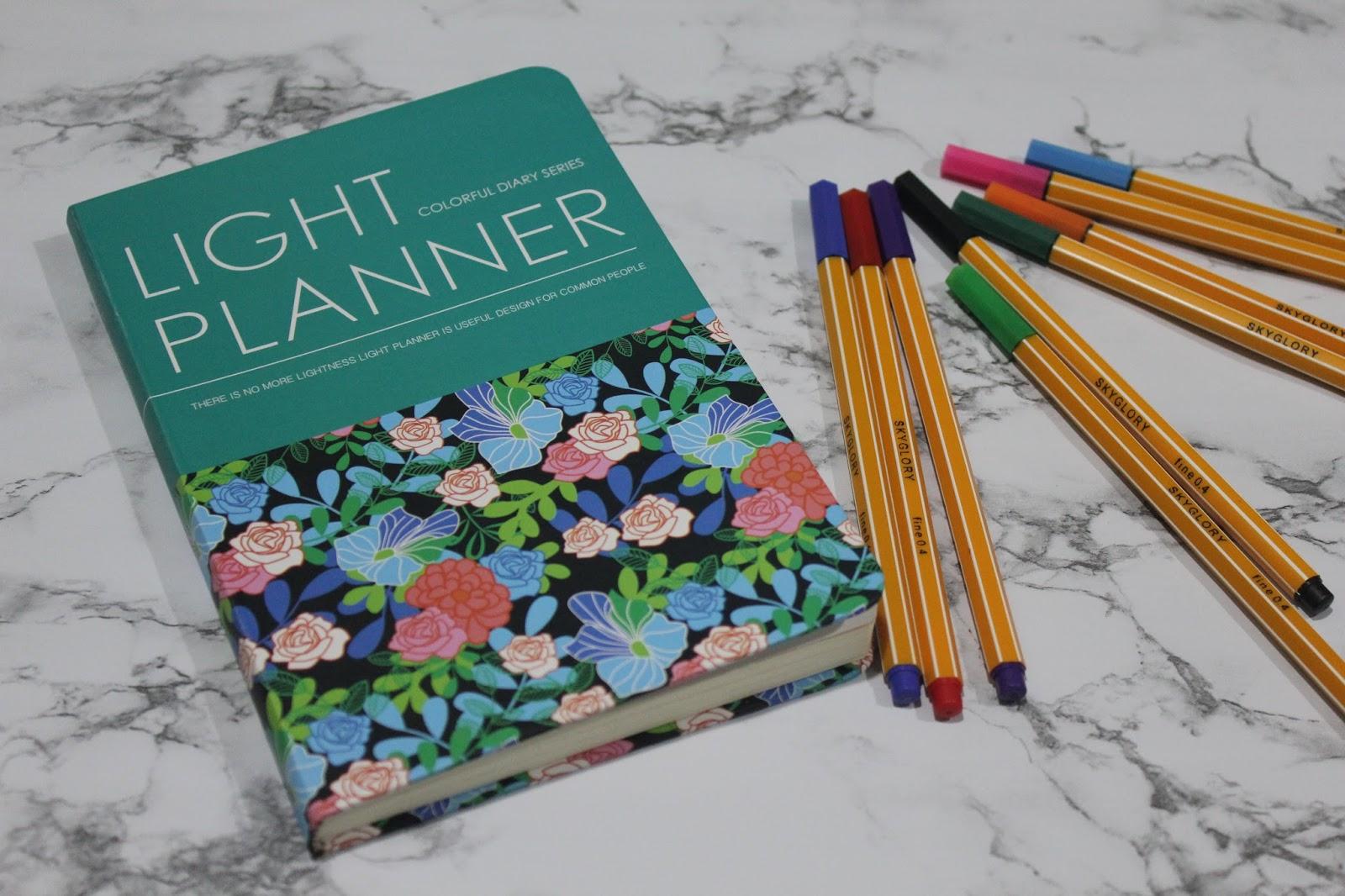 I Start Doing A Planner