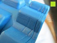 Druckstelle: Faszien Rolle, Foamroller »Anasuya« / Massage- und Therapierollen zur effektiven Selbstmassage, in trendigen Farben erhältlich.