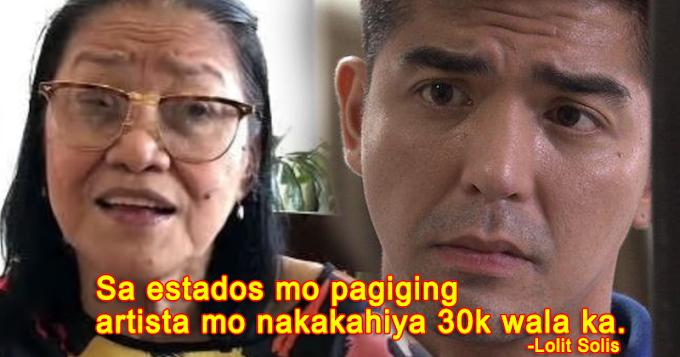 RR Enriquez may post sa pagpapahiya di umano ni Lolit Solis kay Mark Herras noong mangutang ng 30k