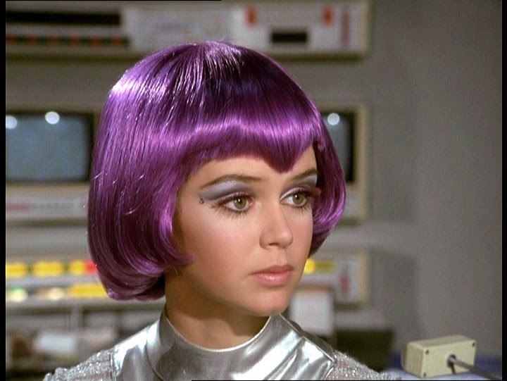 Movie Lovers Reviews Gabrielle Drake As Ufo Lt Gay Ellis