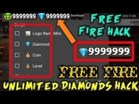 Free Fire Diamond Hack Script Download