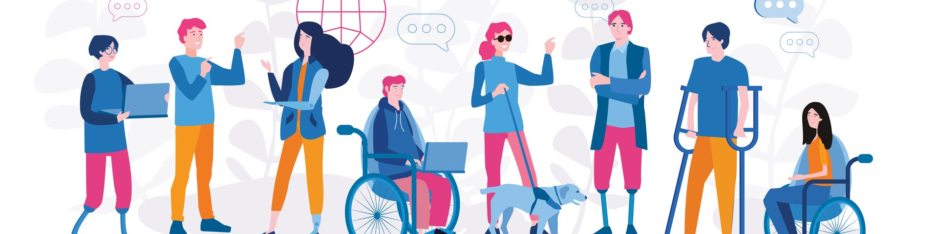 Study Abroad with a Disability
