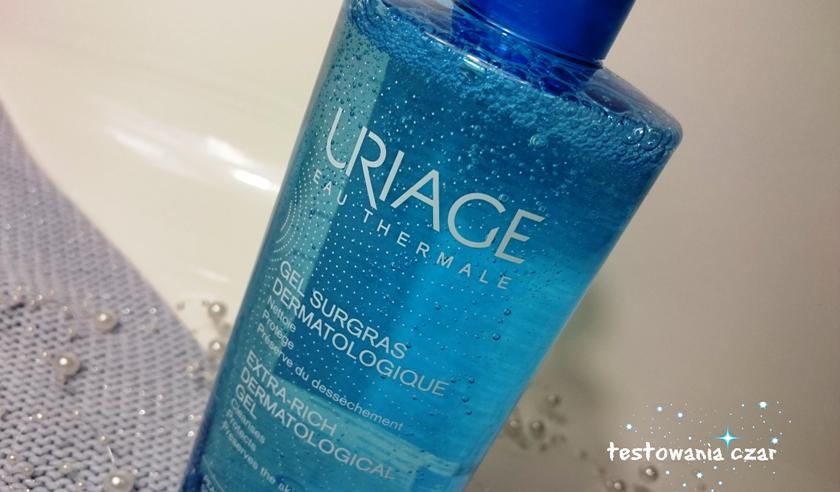 Dermatologiczny żel do mycia twarzy i ciała Uriage