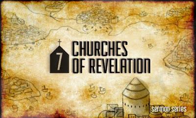 مکاشفہء کی کتاب اور سات کلیسیائیں | ارسؔلان الحق