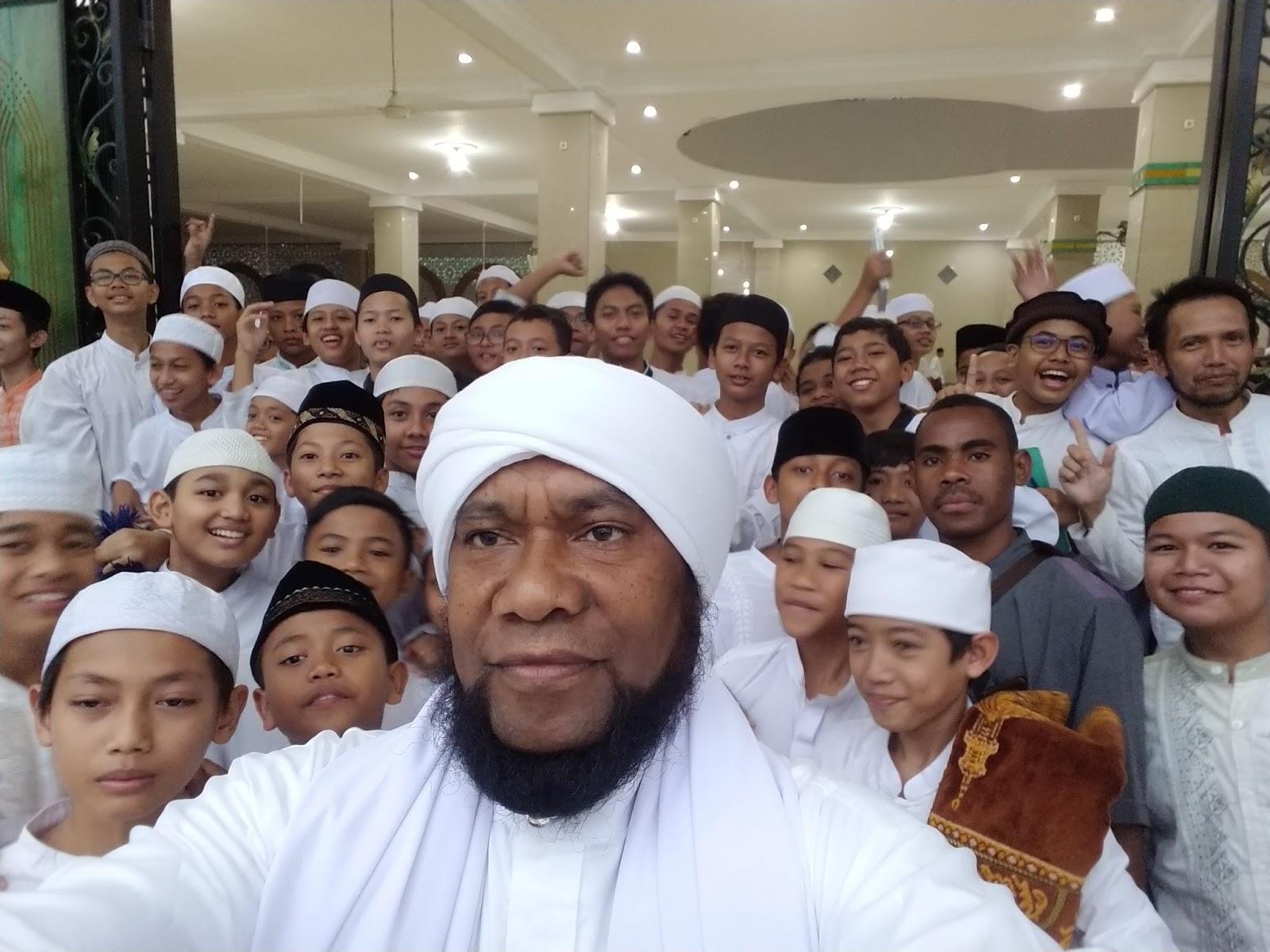 Kesaksian Ustaz Papua Soal Huru-Hara di Papua
