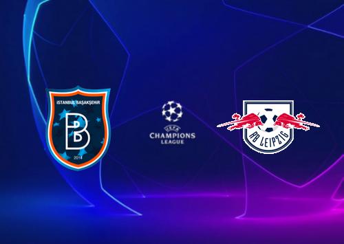 Istanbul Basaksehir vs RB Leipzig -Highlights 02 December 2020