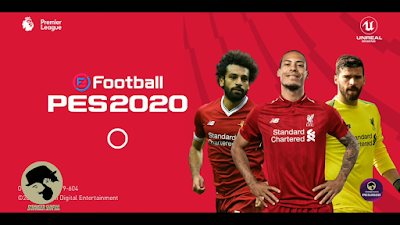 eFootball PES 2020 Mobile Patch Season 2019/2020